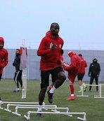 Demir Grup Sivasspor'da Beşiktaş maçı hazırlıkları sürüyor