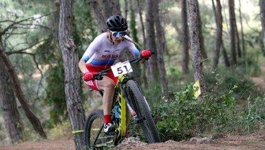 2021 Uluslararası Dağ Bisikleti Yarışları Alanya'da sürüyor!
