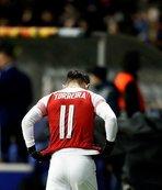 Avrupa Ligi'nde Arsenal şoku!