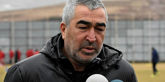 Sivasspor'un hedefi üst sıralar