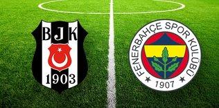 Beşiktaş Fenerbahçe maçı ne zaman? Derbide eksikler, sakat oyuncular...