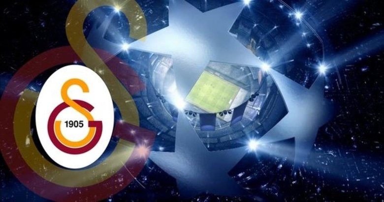 Son dakika Galatasaray haberleri: İşte Galatasaray'ın Şampiyonlar Ligi'ndeki rakipleri!