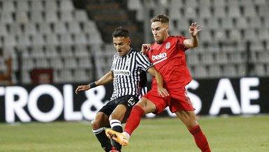 PAOK 3-1 Beşiktaş | MAÇ SONUCU