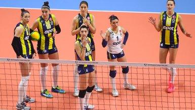 Son dakika Fenerbahçe haberi: Fenerbahçe Kadın Voleybol Takımı'nda corona virüsü şoku