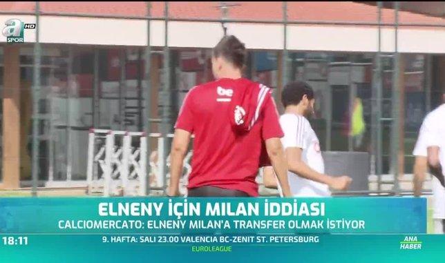 Elneny için Milan iddiası