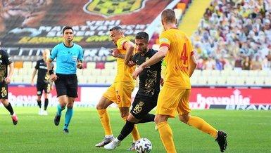 Yeni Malatyaspor Kayserispor 1-1 (MAÇ SONUCU - ÖZET)