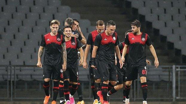 Karagümrük 2-0 Başakşehir | MAÇ SONUCU #