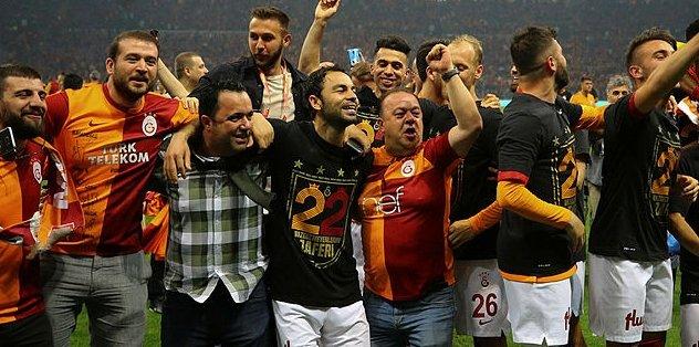 İşte Galatasaray'ın şampiyonluk öyküsü
