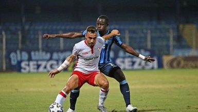 Adana Demirspor 1-1 Boluspor | MAÇ SONUCU