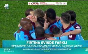 Trabzonspor evinde bambaşka!