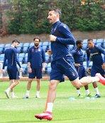 Medipol Başakşehir Alanyaspor maçı hazırlıklarını sürdürdü