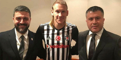 Vida Beşiktaş'ta hangi formayı giyecek?