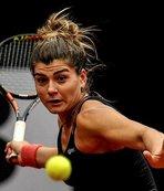 Milli tenisçi Başak Eraydın, yarı finalde