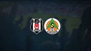 Beşiktaş - Alanyaspor maçı ne zaman, saat kaçta ve hangi kanalda canlı yayınlanacak? | Süper Lig