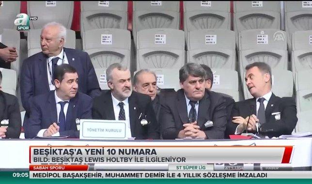 Beşiktaş'a yeni 10 numara | Video haber