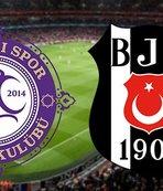Osmanlıspor - Beşiktaş | CANLI