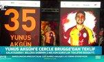 Yunus Akgün'e Cercle Brugge kancası!
