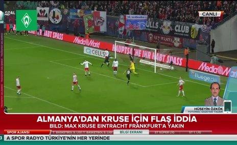 Almanya'dan Kruse için flaş iddia