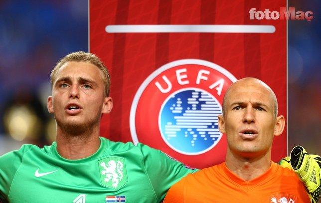 Hollanda basını açıkladı! Robben bombası