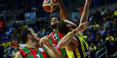 Pınar Karşıyaka'nın konuğu Fenerbahçe