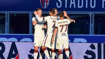 Roma Bologna'yı dağıttı!