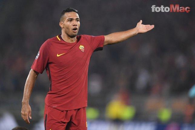 Fenerbahçe ve Galatasaray transferde karşı karşıya... Juan Jesus savaşı!