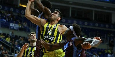 Fenerbahçe Doğuş Trabzonspor'u 112-83 mağlup etti