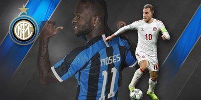 Moses'ın ardından Christian Eriksen de resmen Inter'de!