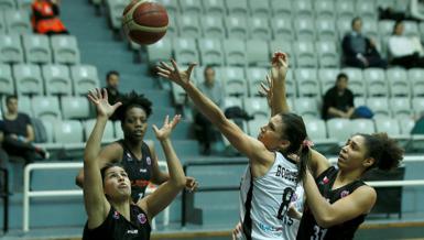 MAÇ SONUCU Beşiktaş TRC İnşaat 76-92 Carolo Basket