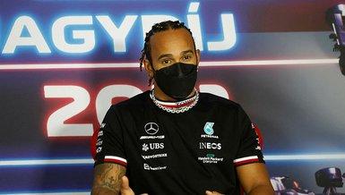 """Son dakika spor haberi: Lewis Hamilton'dan Türkiye'ye mesaj! """"Dua ediyorum"""""""