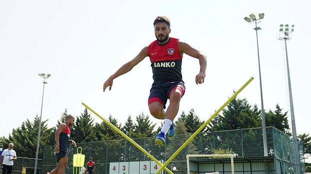 Gaziantep FK'nın yıldızı Enver Cenk Şahin: Bu hafta şeytanın bacağını kıracağız #