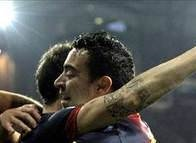 Real Madrid:1 Barcelona:1
