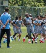 Trabzonspor'da testler negatıf