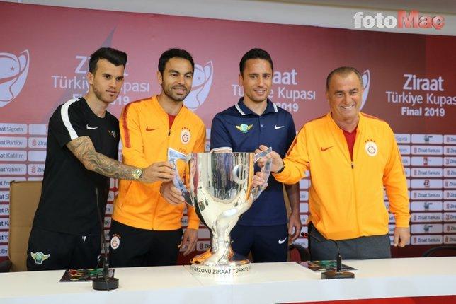 Galatasaray Teknik Direktörü Fatih Terim'den Fenerbahçe'ye gönderme!