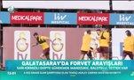 Galatasaray'da golcü arayışları sürüyor