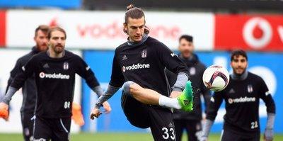Beşiktaş'ta Olmpique Lyon mesaisi