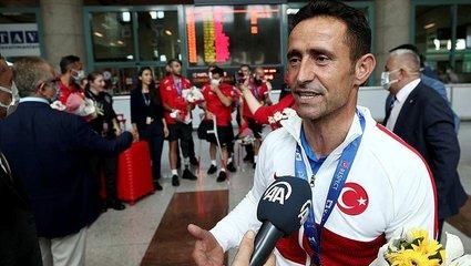 """Ampute Milli Takım Teknik Direktörü Osman Çakmak: """"Şampiyonluk Türk milletine armağan olsun"""