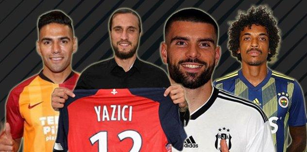Bu sezon Fransa'dan 21 futbolcu transfer edildi