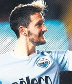 Lazio'dan Luis Alberto için randevu
