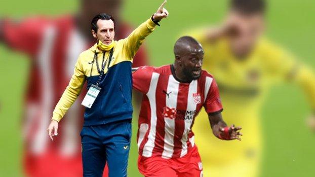 Villareal hocası Emery'den Sivasspor yorumu! Yüksek kapasiteli... #