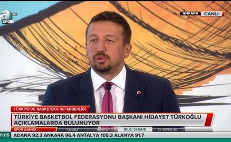 Türkiye'de Basketbol Seferberliği