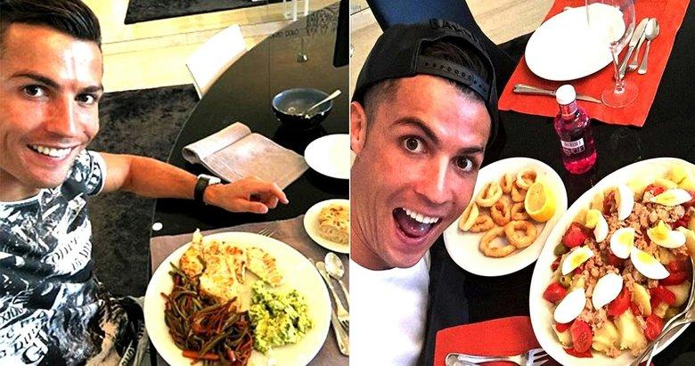 İşte Cristiano Ronaldonun gücünün sırrı