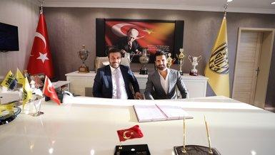 Alper Potuk MKE Ankaragücü'ne imzayı attı!