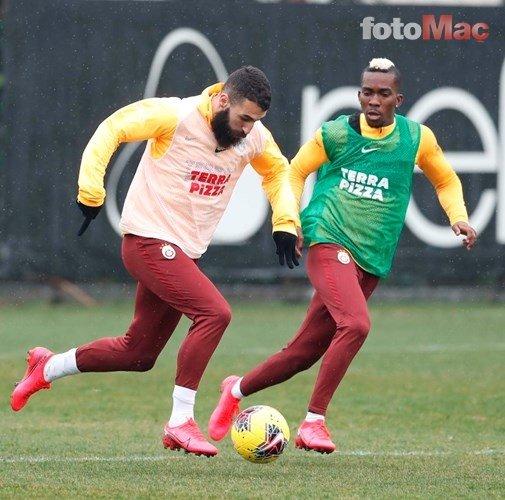 Galatasaray'dan Fenerbahçe derbisi öncesi açıklama: Mario Lemina...