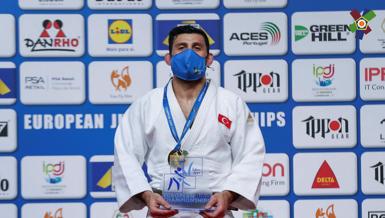 Vedat Albayrak Avrupa şampiyonu!
