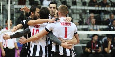 Beşiktaş ligde kalmayı garantiledi