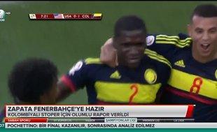 Fenerbahçe'den Zapata hamlesi