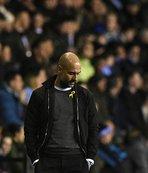 Guardiola'dan Wigan'a tebrik