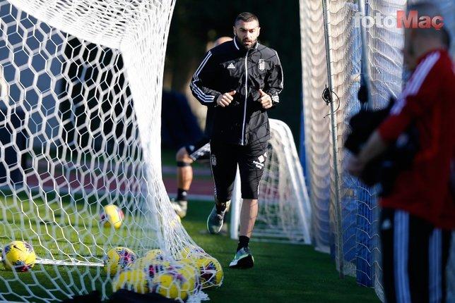 Beşiktaş İtalya'da rota değiştirdi! İşte Burak Yılmaz'ı yedekleyecek golcü