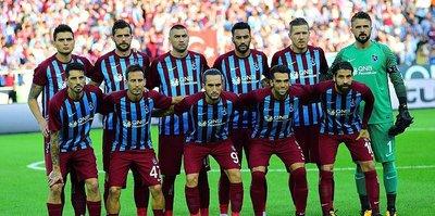 Trabzonspor'un yerli ve yabancıları nazarlık